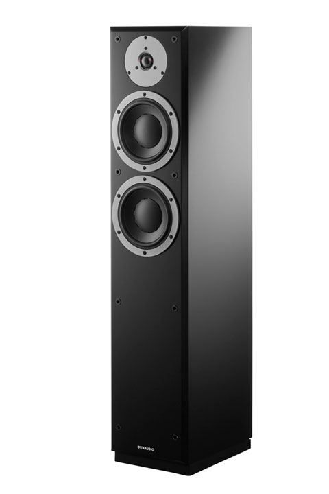 Dynaudio Emit M30, sort satin