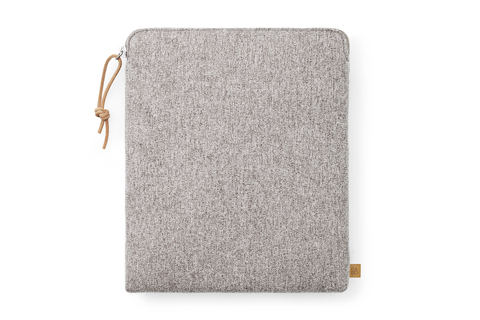 BeoPlay headphone bag, grey fabric