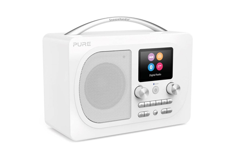Pure Evoke H4, white