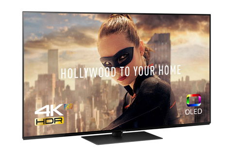 Panasonic FZ800 OLED TV
