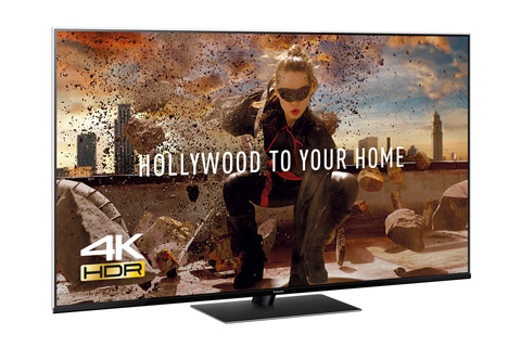 Panasonic FX740 4K HDR TV
