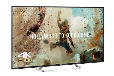 Panasonic FX623 4K HDR TV