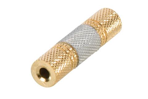 3.5 mm. MiniJack forlænger adaptor