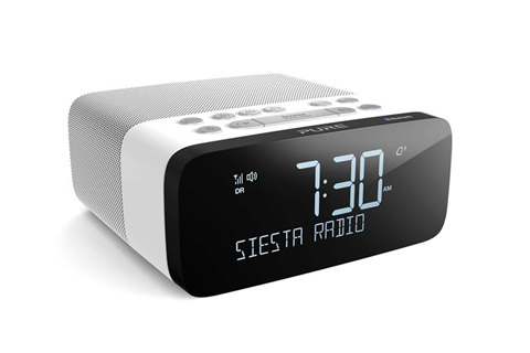 Pure Siesta Rise S clockradio, polar