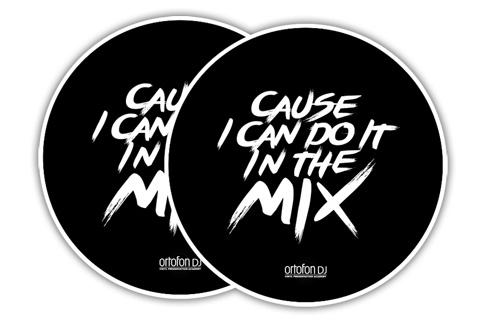 Ortofon Mix Slipmat