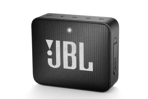 JBL GO 2 bluetooth højttaler, sort