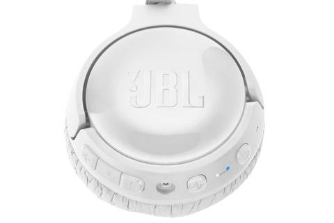 JBL TUNE600BTNC on-ear hovedtelefon, hvid