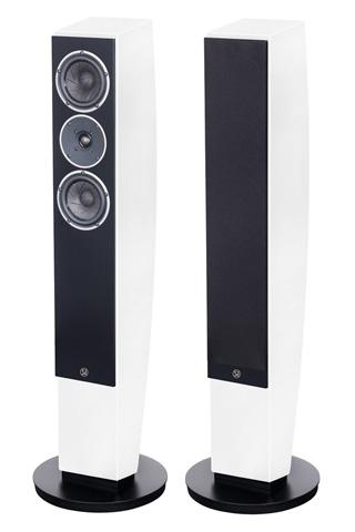 System Audio Pandion 30, White satin