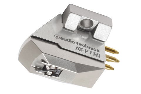 Audio-Technica AT-F7 MC Cartridge