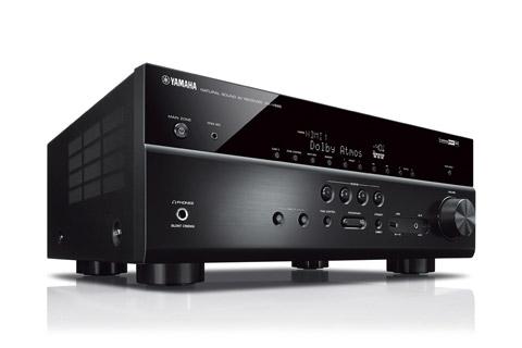 Yamaha RX-V685 surroundforstærker, sort