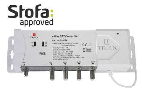 Triax IFA 284