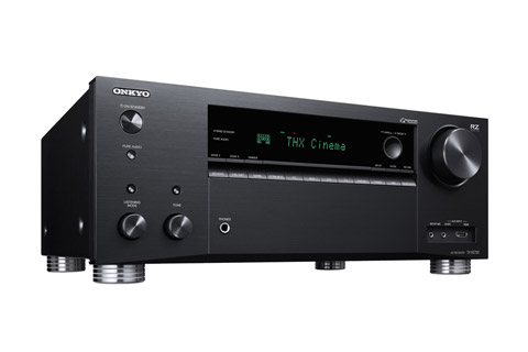 Onkyo TX-RZ730 surround receiver, sort