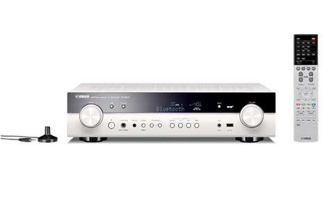 yamaha rx s602 slim surround receiver with dab. Black Bedroom Furniture Sets. Home Design Ideas