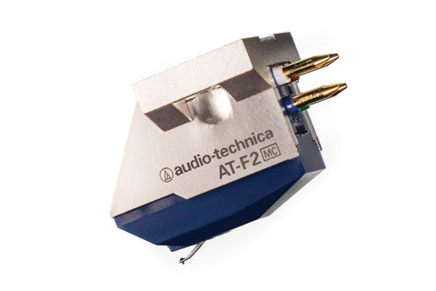 Audio Technica AT-F2 MC pickup