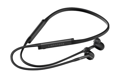 Libratone Track+ in-ear hovedtelefoner med ANC, stormy black