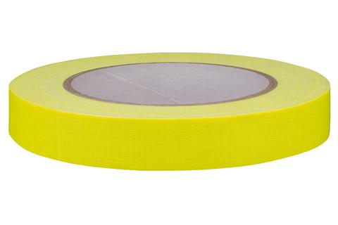 Gaffa-tape neon gul