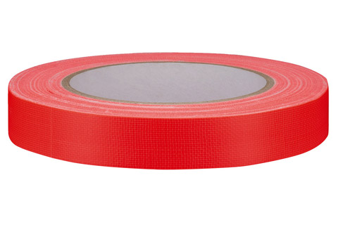 Monacor GB-19/NOR Gaffa-tape neon, orange