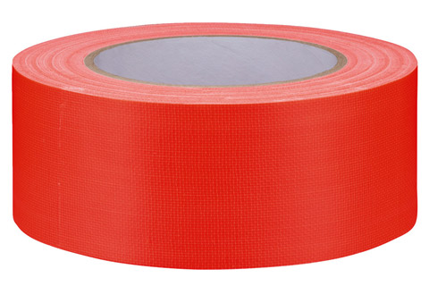 Monacor GB-50/NOR Gaffa-tape neon, orange