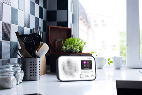 Pure Elan BT3 FM/DAB+ Radio
