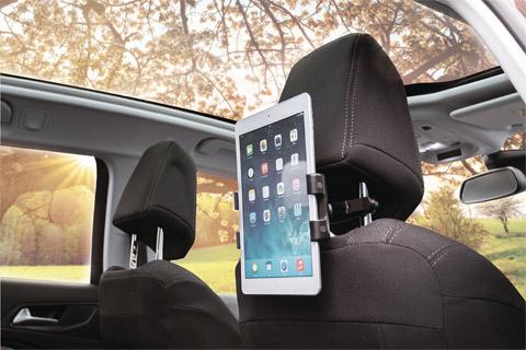 Tablet bilbeslag, lifestyle