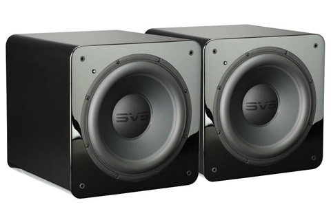 SVS SB2000 Dual pack, black gloss