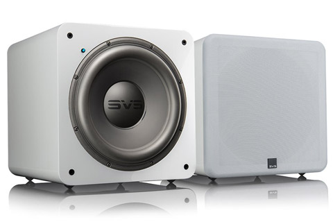 SVS SB2000 Dual pack, white gloss