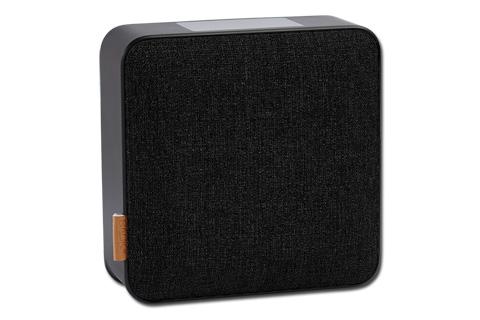 SACKit WOOFit DAB+ radio med bluetooth, sort, 10 stk. pakke