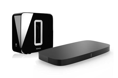 SONOS Playbase incl. Sonos SUB, black