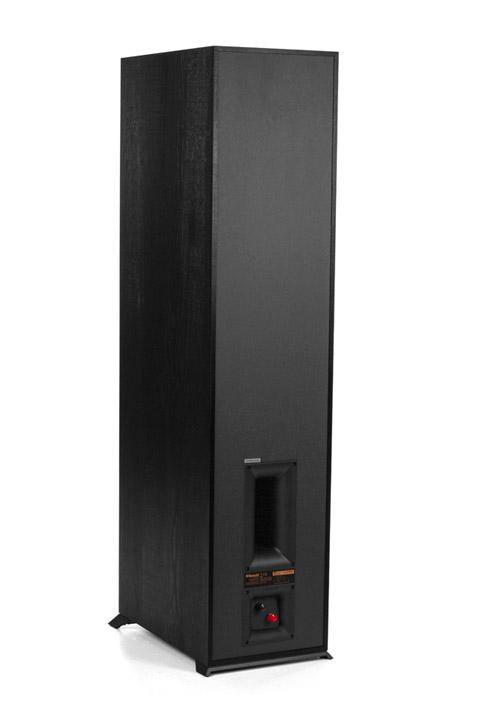 Klipsch Reference R-820-F gulvhøjttaler, sort