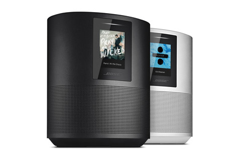 Bose Home Speaker 500, black and silver