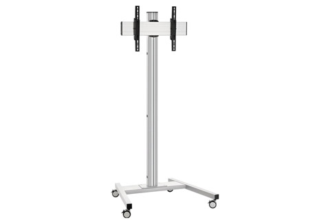 Vogels Pro Connect-it Display trolley, sølv