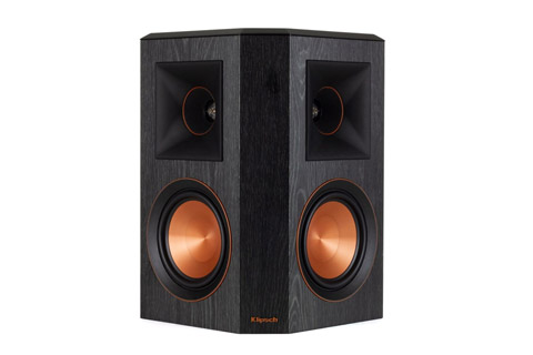 Klipsch Reference Premiere RP-502S Surround højttaler, sort
