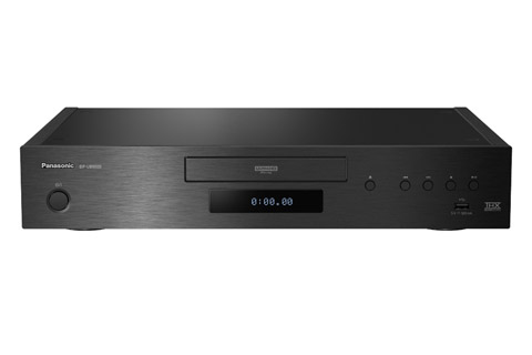 Panasonic DP-UB9000EGK High end 4K UHD Blu-ray afspiller