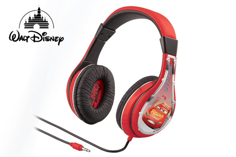 Disney Cars headphones