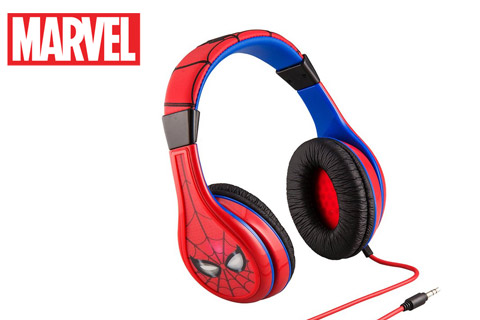 eKids Marvel hovedtelefoner, Spiderman