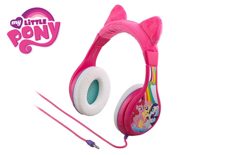 eKids Marvel hovedtelefoner, My little Pony