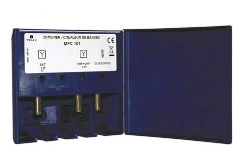 MFC 101 UHF/DVB-T + SAT bånd-combiner filter, udendørs