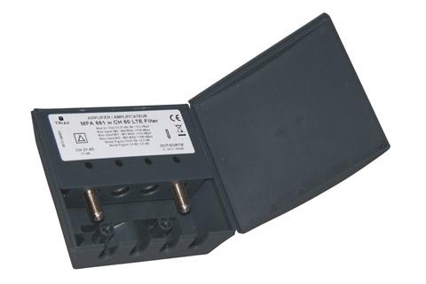 MFA 661 antenneforstærker med LTE filter