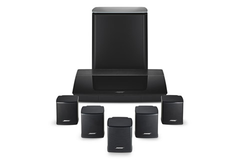Bose Lifestyle 550 surround system