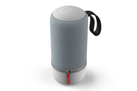 Libratone Zipp MINI 2 wireless speaker, frosty grey
