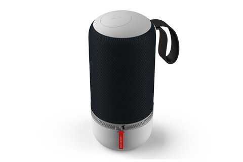 Libratone Zipp Mini 2 smart højtaler, stormy black