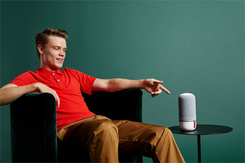 Libratone Zipp Mini 2 smart højtaler, lifestyle