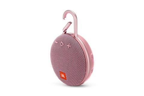 JBL Clip 3 højtaler, pink