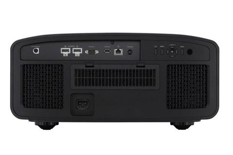 JVC DLA-N5B 4K projektor, sort