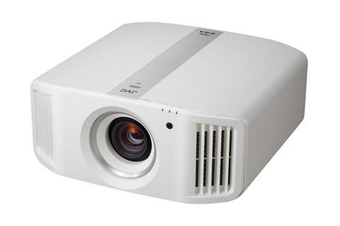JVC DLA-N5B 4K projektor, hvid