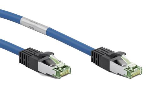 CAT 8.1 S/FTP Netværkskabel - Blå