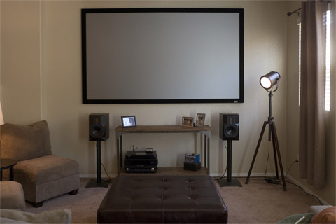 Elite Screens ezFrame 5D CineGrey