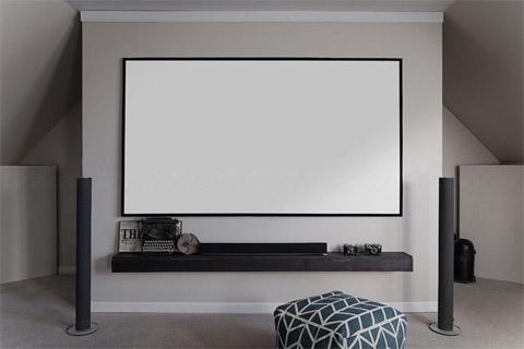 Elite Screens Aeon Edge Free 5D CineWhite