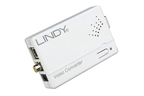 Lindy Video til VGA konverter