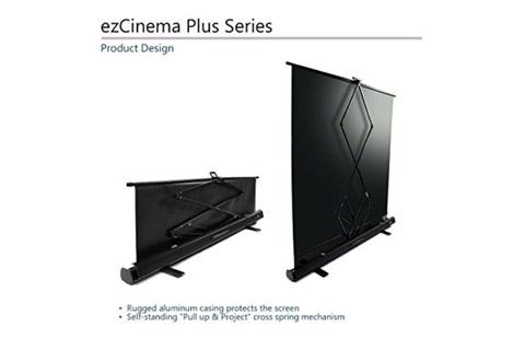 Elite Screens ezCinema Plus Pull-up screen